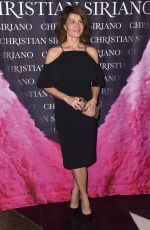 NIA VARDALOS at Dresses to Dream About Book Launch in New York 11/08/2017
