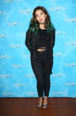 NICHOLE BLOOM at Unreal vs Superstore Vulture Festival Event in Los Angeles 11/18/2017