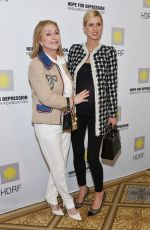 NICKY HILTON at Hope for Depression Research Foundation