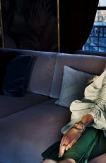 NICOLE KIDMAN in Madame Figaro Magazine, November 2017