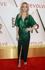 NICOLE RICHIE at #revolveawards in Hollywood 11/02/2017
