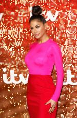 NICOLE SCHERZINGER at ITV Gala Ball in London 11/09/2017