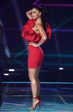 NICOLE SCHERZINGER at The X Factor, Series 14, Episode 19 11/04/2017