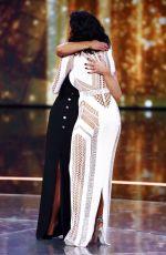 NICOLE SCHERZINGER at The X Factor, Series 14, Episode 20 11/05/2017