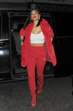 NICOLE SCHERZINGER Out and About in London 11/26/2017