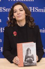 NIGELLA LAWSON at At My Table BookS igning in Glasgow 11/09/2017