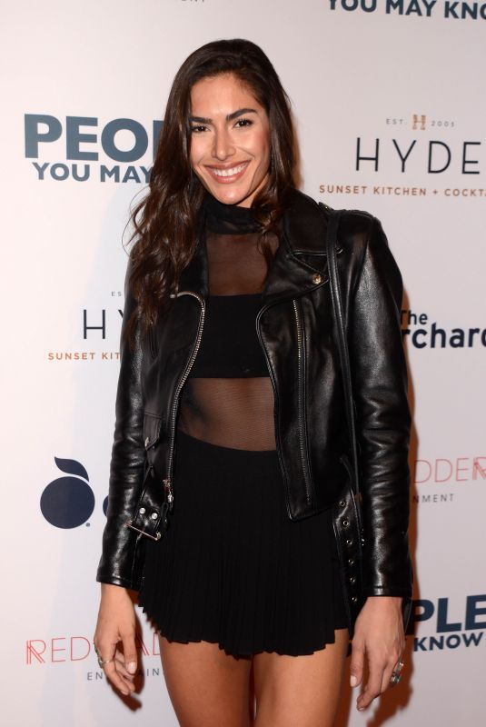 NIKKI HOWARD at People You May Know Premiere in Los Angeles 11/13/2017
