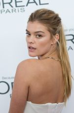 NINA AGDAL at Glamour Women of the Year Summit in New York 11/13/2017