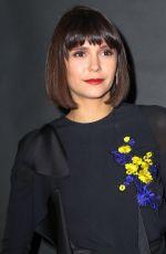 NINA DOBREV at 2017 Whitney Art Party in New York 11/14/2017