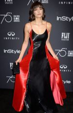 NINA DOBREV at HFPA & Instyle Celebrate 75th Anniversary of the Golden Globes in Los Angeles 11/15/2017