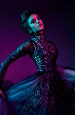 NINA DOBREV for Rogue Magazine, Fall 2017 Issue