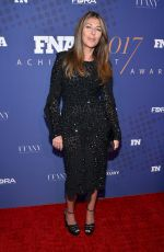 NINA GARCIA at 31st FN Achievement Awards in New York 11/28/2017
