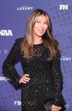 NINA GARCIA at 31st FN Achievement Awards in New York 11/28/2017
