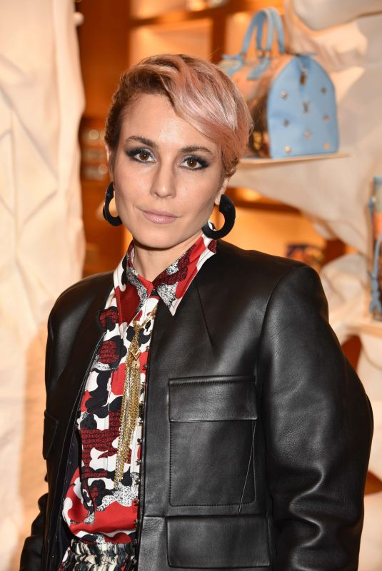 NOOMI RAPACE at Louis Vuitton x Vogue Party in London 11/21/2017