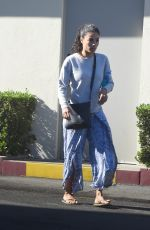 NORMA GIBSON Out and About in Los Angeles 11/25/2017