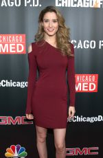 NORMA KUHLING at 3rd Annual NBC One Chicago Party in Chicago 10/31/2017
