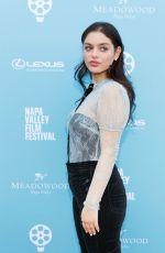 ODEYA RUSH at 2017 Napa Valley Film Festival 11/11/2017