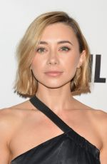 OLESYA RULIN at An Evening with Wildaid in Beverly Hills 11/11/2017