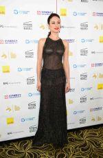 OLGA KURYLENKO at Golden Unicorn Awards in London 11/25/2017