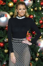 OLIVIA ATTWOOD at Daddy's Home 2 Premiere in London 11/16/2017
