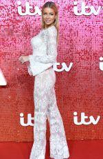 OLIVIA ATTWOOD at ITV Gala Ball in London 11/09/2017