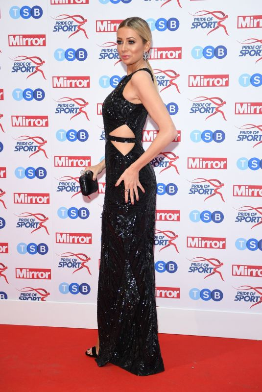 OLIVIA ATTWOOD at Pride of Sport Awards in London 11/22/2017