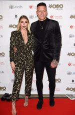 OLIVIA BUCKLAND at 2017 The Mobo Awards in Leeds 11/29/2017