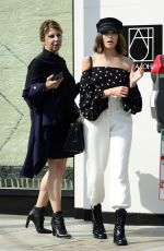 OLIVIA CULPO at Catch LA in West Hollywood 11/01/2017