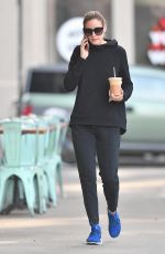 OLIVIA PALERMO Out and About in New York 11/03/2017