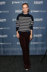 OLIVIA WILDE at Fear Us Women Screening in Los Angeles 11/14/2017