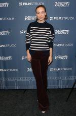 OLIVIA WILDE at Fear Us Women Screening in Los Angeles 11/14/2017
