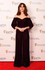 OPHELIA LOVIBOND at British Academy Scotland Awards in Glasgow 11/05/2017