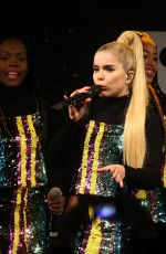 PALOMA FAITH at Christmas Lights Are Switched on in Regent Street in London 11/16/2017