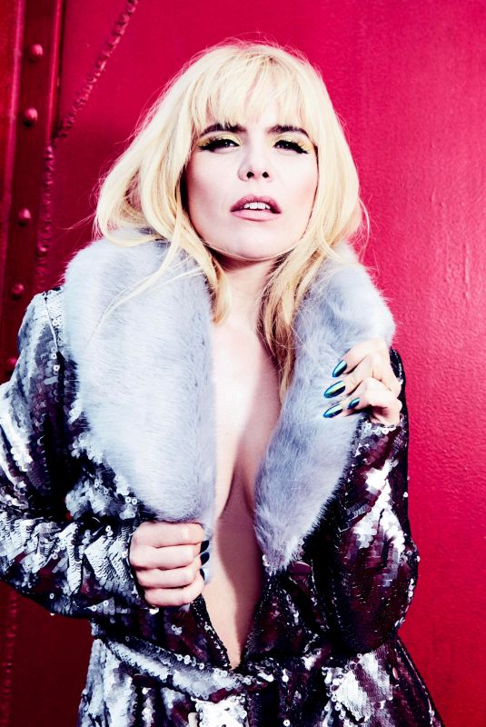 PALOMA FAITH by Mark Hayman, November 2017