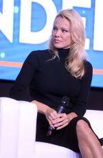 PAMELA ANDERSON at Comic-con in Warsaw 11/27/2017