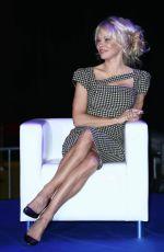 PAMELA ANDERSON at Warsaw Comic-con 11/25/2017