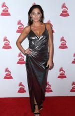 PAMELA SILVA CONDE at 2017 Latin Recording Academy Person of the Year Awards in Las Vegas 11/15/2017