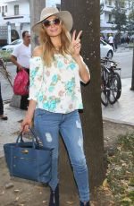 PARIS HILTON Out and About in Mexico City 11/05/2017