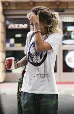PARIS JACKSON at a Gas Station in Calabasas 11/02/2017