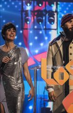 PAZ VEGA at 2017 Principales Music Awards in Madrid 11/11/2017