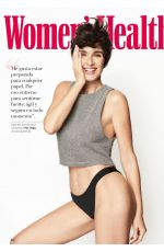 PAZ VEGA in Women's Health Magazine, Spain November 2017 Issue