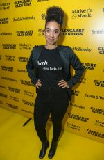 PEARL MACKIE at Glengarry Glen Ross Press Night in London 11/09/2017