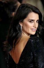 PENELOPE CRUZ at Murder on the Orient Express Premiere in London 11/02/2017