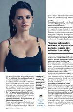 PENELOPE CRUZ in Io Donna Del Corriere Della Sera, November 2017