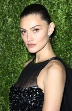 PHOEBE TONKIN at Museum of Modern Art Film Benefit - A Tribute To Julianne Moore in New York 11/13/2017