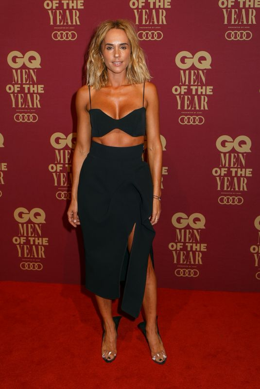 PIP EDWARDS at 2017 GQ Men of the Year Awards in Sydney 11/15/2017