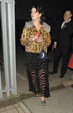 PIXIE GELDOF at Club Love in Benefit of Elton John Aids Foundation in London 11/29/2017