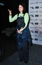 PIXIE GELDOF at Hard Sun Series Premiere in London 11/27/2017
