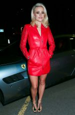 PIXIE LOTT at UK Launch of Ferrari Portofino in London 11/29/2017