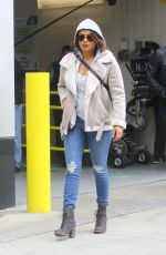 PRIYANKA CHOPRA on the Set of Quantico in New York 11/01/2017